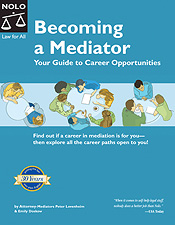 Becoming a Mediator: Your Guide to Career Opportunities