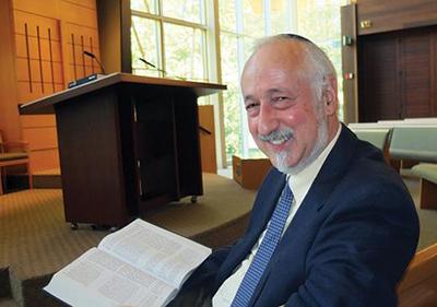 Rabbi David A. Katz