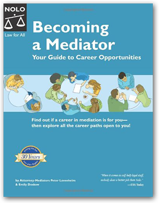 Peter Lovenheim: Becoming a Mediator