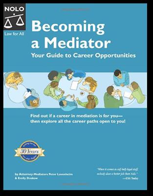 Peter Lovenheim: Becoming a Mediator