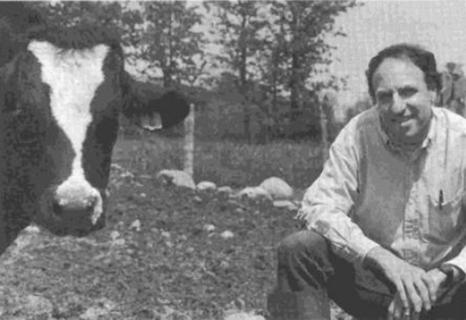 Peter Lovenheim: Portrait of a Burger